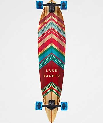 "Landyachtz Bamboo Pinner V-Lam 44"" Longboard Complete"