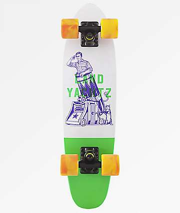 "Landyachtz Dinghy Cannon 26"" Cruiser Complete Skateboard"