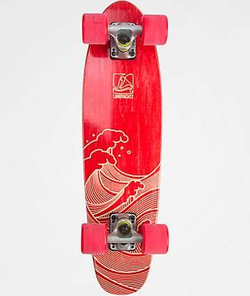 Landyachtz Mini Dinghy 26&quot Cruiser Complete Skateboard
