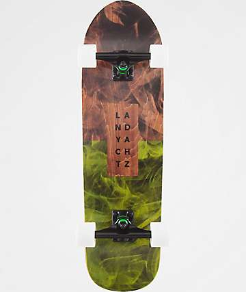 "Landyachtz Perfecto 33"" Cruiser Complete Skateboard"