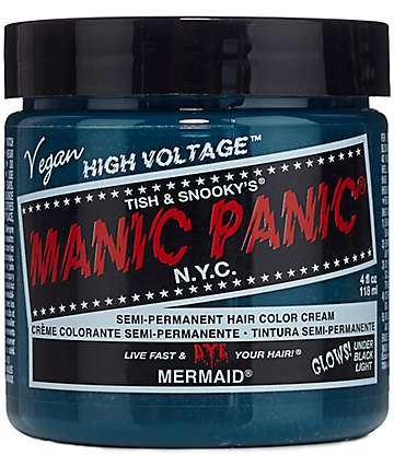Manic Panic High Voltage Mermaid Hair Color