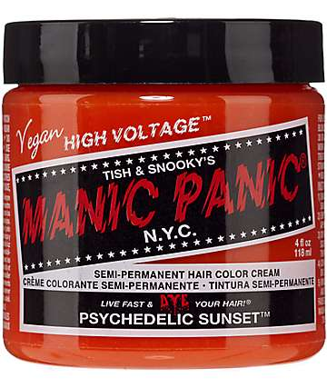 Manic Panic High Voltage Psychedelic Sunset Hair Color