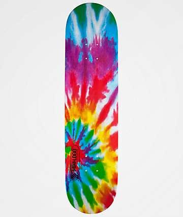 "Mini Logo Small Bomb Tie Dye 8.5"" Skateboard Deck"