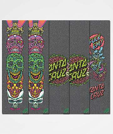 Mob x Santa Cruz Grip Tape