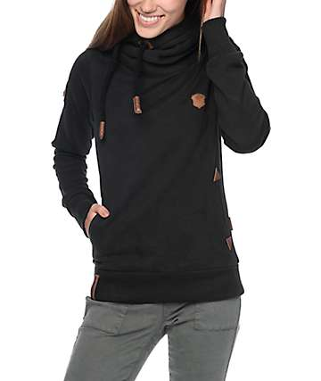 Naketano Darth VIII Black Hoodie