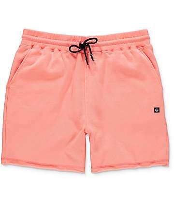 Neff Ill Peach Sweat Shorts
