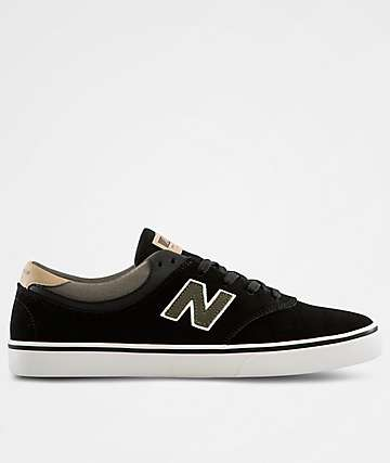 New Balance 254 Black & Olive Shoes