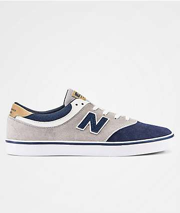 New Balance 254 Navy & Grey Shoes