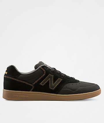 New Balance 288 Black & Gum Shoes