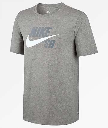 Nike SB Futura Grey T-Shirt