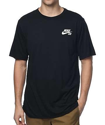 Nike SB Skyline Dri-Fit Black T-Shirt