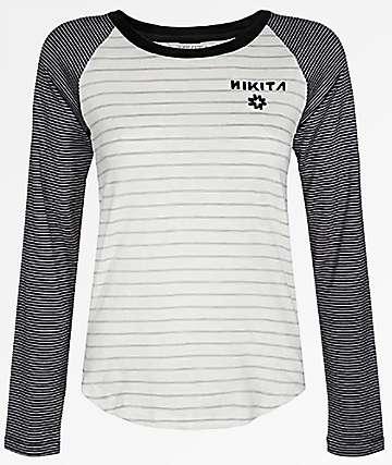 Nikita Cornerstone White Long Sleeve T-Shirt