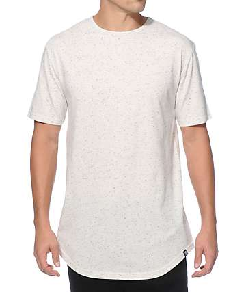 Ninth Hall High Rise Neps Long T-Shirt