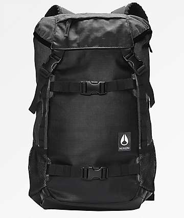 Nixon Landlock III Concrete 33L Backpack