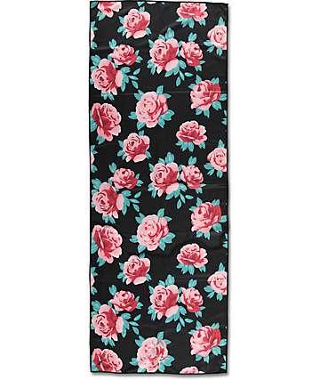 Nomadix Rose Water Black Towel
