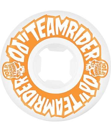 OJ Wheels Team Rider EZ Edge 101a 53mm Skateboard Wheels