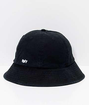Obey Decades Black Bucket Hat