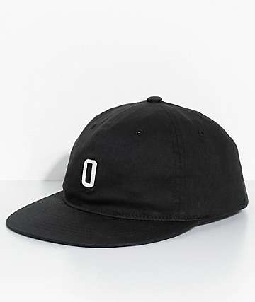 Obey Elden Flexfit Black Hat