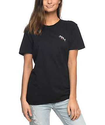 Obey Marker Block Black T-Shirt