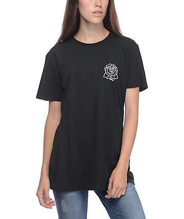 Obey Mira Rosa Black T-Shirt