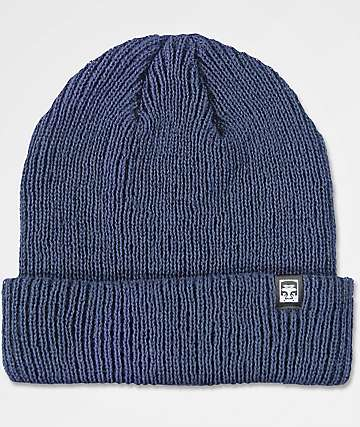 Obey Ruger 89 Navy Beanie