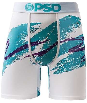 PSD 90s Cup White Boxer Briefs