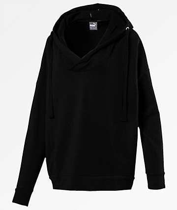 PUMA Fusion Black Hoodie