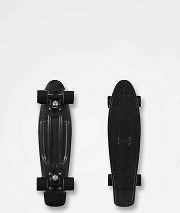 "Penny Blackout 22.5""  Cruiser Complete Skateboard"