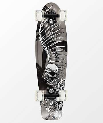 "Penny x Birdhouse Nickel Hawk Full Skull 27"" Cruiser Complete Skateboard"