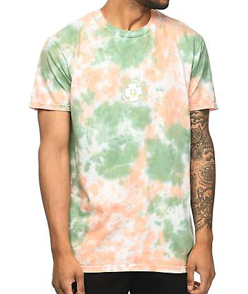 Pink Dolphin Promo Pink Tie Dye T-Shirt