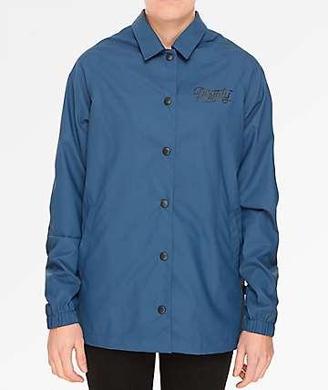 Plenty Humanware Blue Coaches Jacket