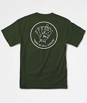 Primitive At All Costs Olive T-Shirt
