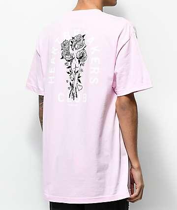 Primitive Club Pink T-Shirt