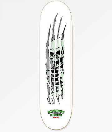 "Primitive Midnight Riders 8.0"" Skateboard Deck"