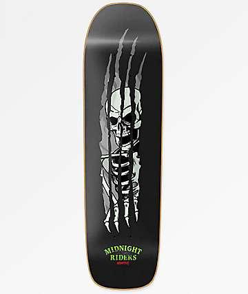 "Primitive Midnight Riders 9.0"" Skateboard Deck"