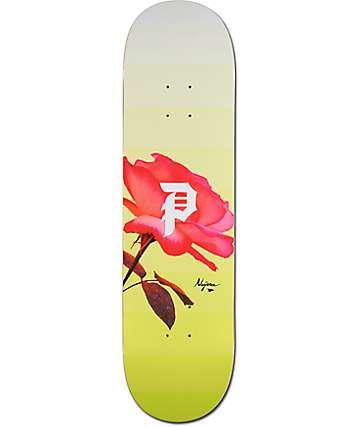 "Primitive Najera Rose Out 8.25"" Skateboard Deck"