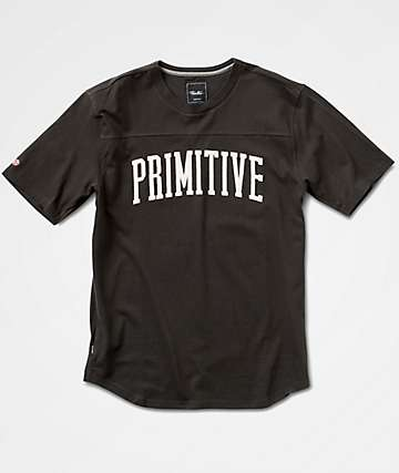 Primitive Premium Black Jersey T-Shirt