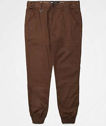 Publish Legacy Mud Brown Jogger Pants