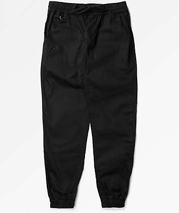 Publish Sprinter Black Jogger Pants