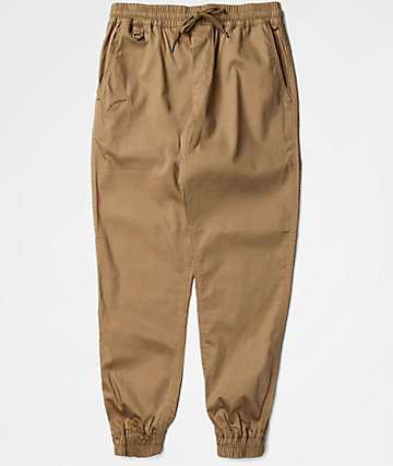 Publish Sprinter Khaki Jogger Pants