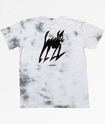 Quiet Life Lucky Light Wash T-Shirt