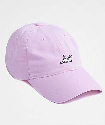 RIPNDIP Castanza Pink Dad Hat