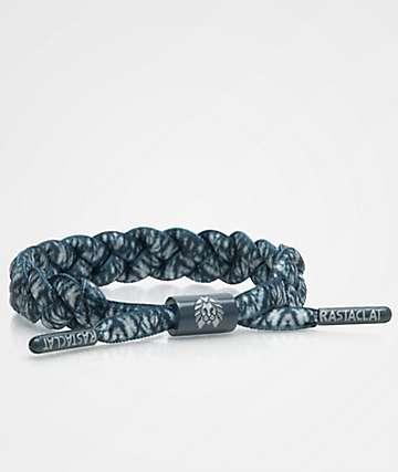 Rastaclat Arashi Classic Blue & White Bracelet