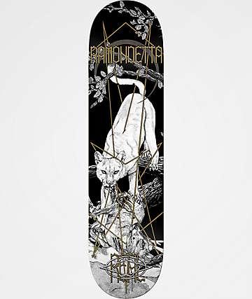 "Real Ramondetta Forest 8.06"" Skateboard Deck"
