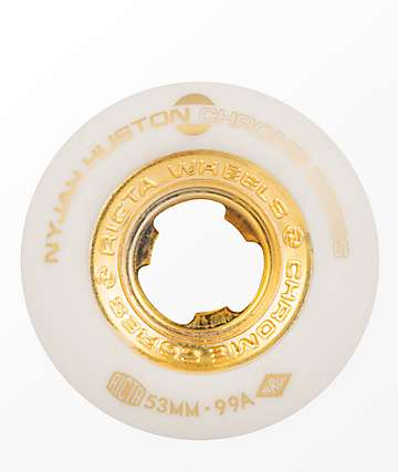 Ricta Nyjah Chrome Core 53mm 99A Skateboard Wheels