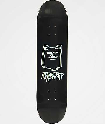 "RipNDip Fast Forward 7.75"" Skateboard Deck"