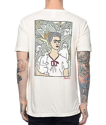 RipNDip Frida Off-White T-Shirt