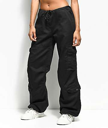 Rothco Black Vintage Fatigue Pants