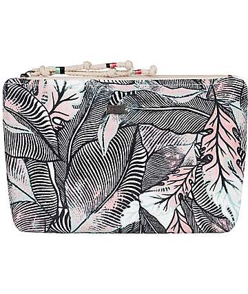 Roxy Bye Bye Baby Printed Cosmetic Bag
