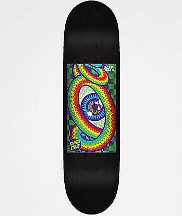 """Santa Cruz Borden Hypno 8.0"""" Skateboard Deck"""